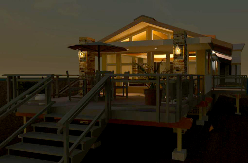 Addition-Night-Rendering