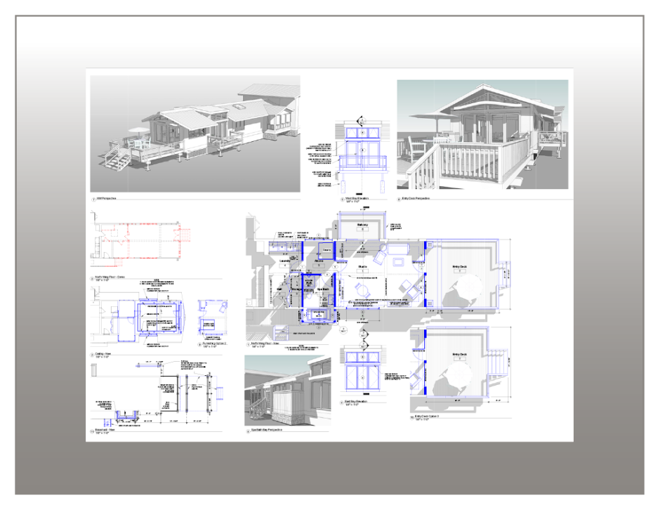 Conceptual Drawing for Remodeling
