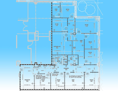 Consultant Office Plan