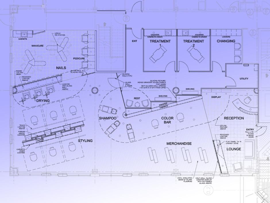 Spa Concept Plan