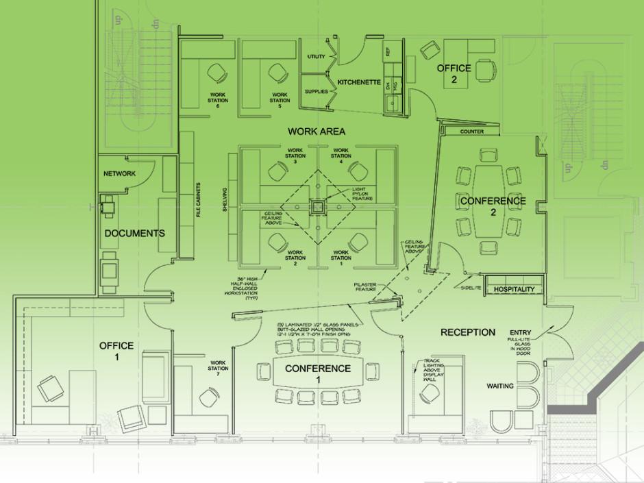 Title Company Concept Plan